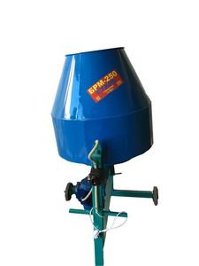 Бетономешалка БРМ-250 бетоносмеситель 200 л (200 литров)